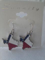 Texas Earrings #3111