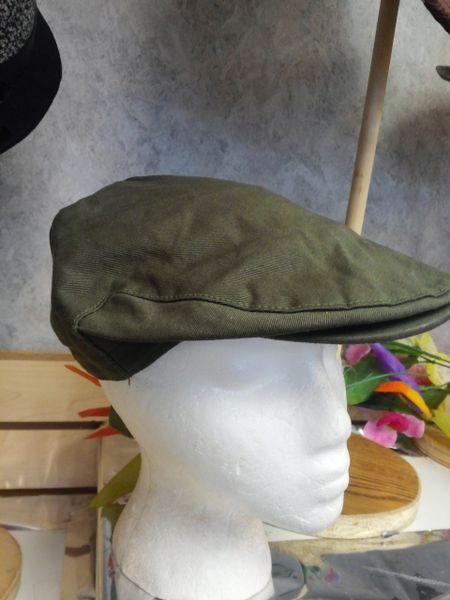 Green Driver's Cap #3507