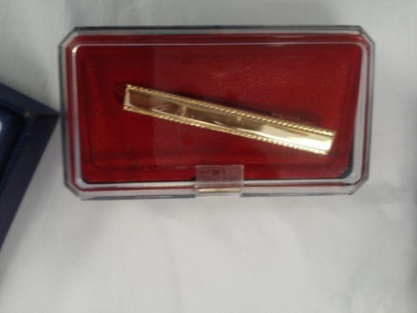 Gold Tie Bar #M20