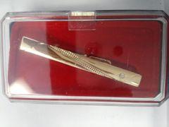 Gold Tie Bar M24