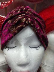 Purple Turban