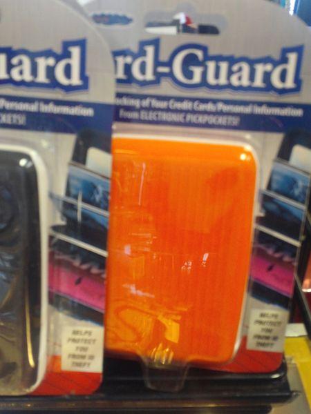 Orange Card Guard OCG