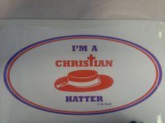Christian Window Cling CWC