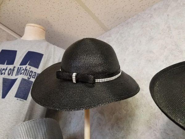 Black Fancy Hat 418217