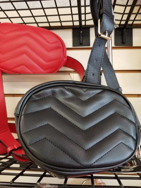 Black Waist Bag BWB