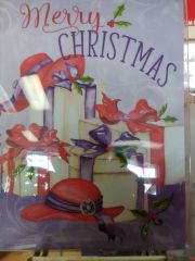 Red Hat Christmas Cards REDF5