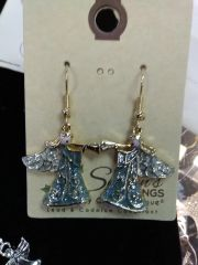 Angel Earrings REDF27