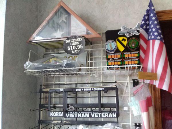 Military License Plate Holder MLPH