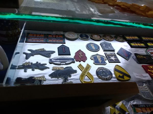 Military Magnets MM