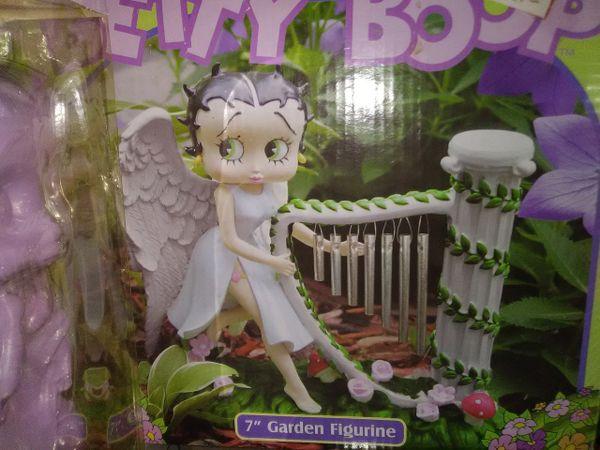BB Harp Garden Figurine boop81