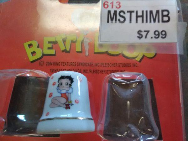 BB Betty Thimble boop113