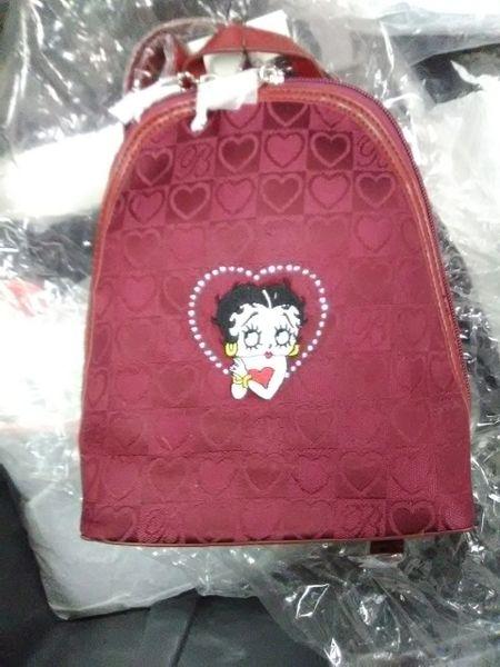 Betty Boop Back Pack boop116