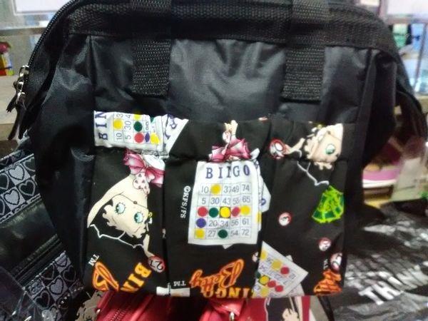 Betty Boop Bingo Handbag boop125