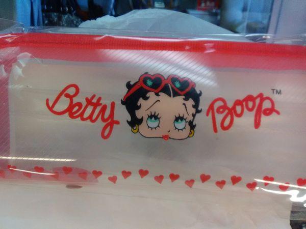 Betty Boop Clear Handbag boop127