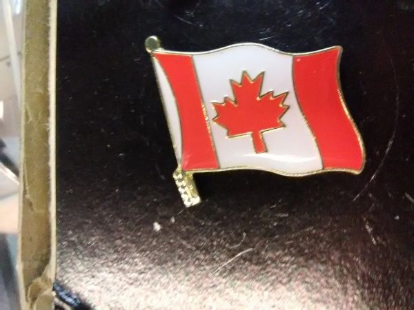 Canadian Lapel Pin CLP2