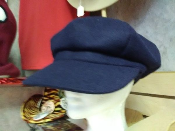 Women Navy Cabby Hat WNCH