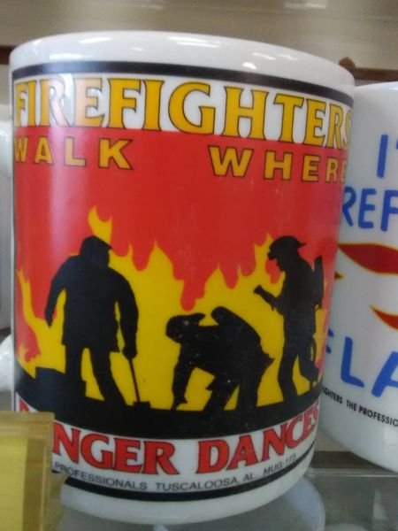 Fighterman Mug FM2