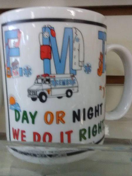 EMT Mug EM