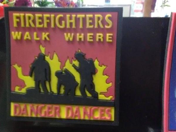 Fireman Magnet FM