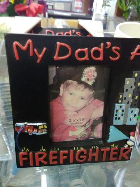 Fireman Frame FF
