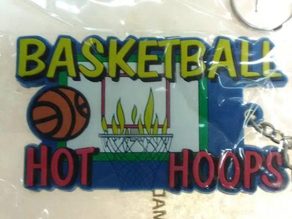 Basketball Keychain BK