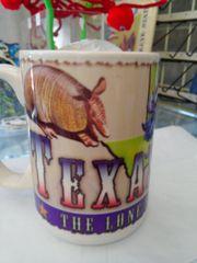 Texas Mug #1465