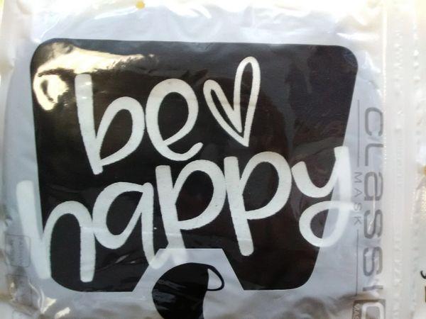 Be Happy Mask BHM