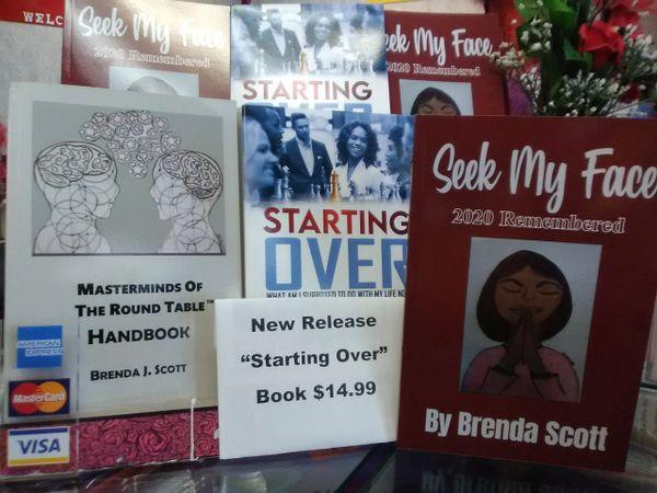 Brenda's New Releases BNR