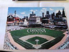 Comerica Park Postcard