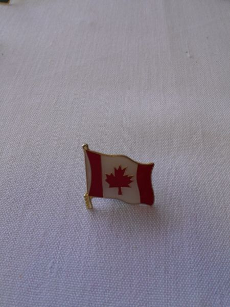 Canadian Lapel Pin