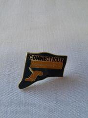 Connecticut Lapel Pin