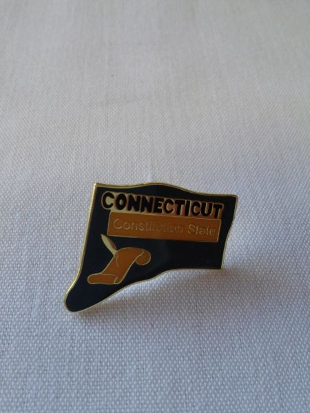 Connecticut Lapel Pin