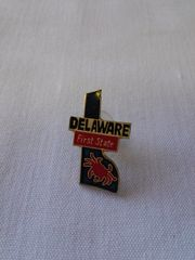 Delaware Lapel Pin