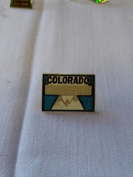 Colorado Lapel Pin
