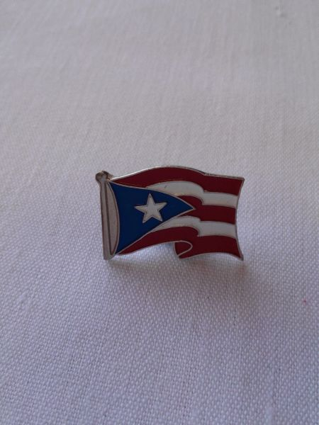 Cuban Lapel Pin