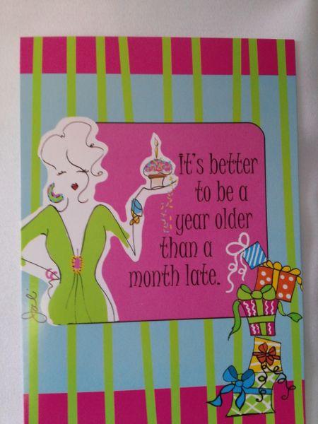 Birthday Card #27