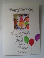 Birthday Card #52