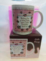 Nothing Can Go Wrong Chocolate Mug