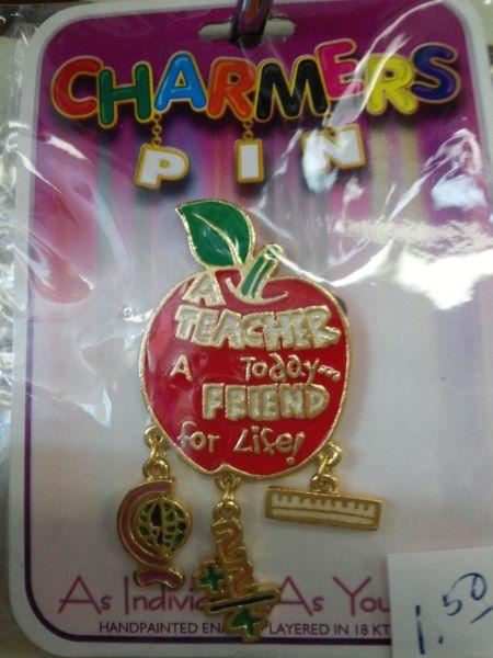 Teacher / Friend Pin