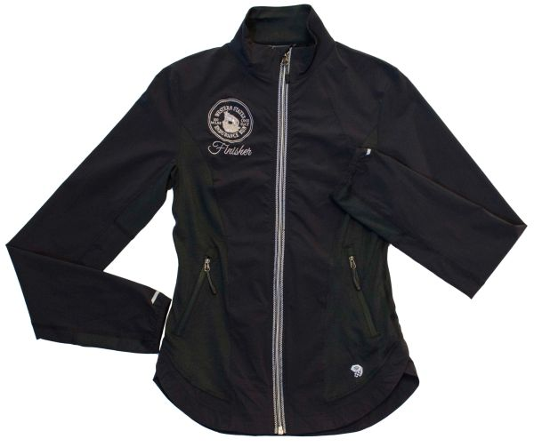 Women's Finisher Mighty Power Jacket - Black