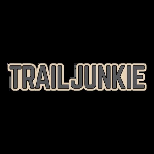 Trail Junkie Sticker