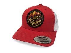 Curved-Bill Hat No Sleep Til Auburn