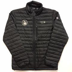 Men Down Jacket -Round or Rectangle Logo