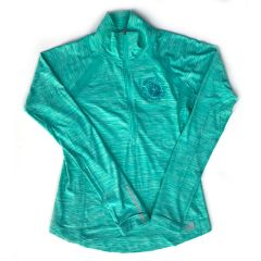 Women's New Balance 1/2 Zip