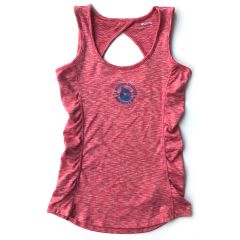 Women's Columbia Outerspace Tank Red/blue