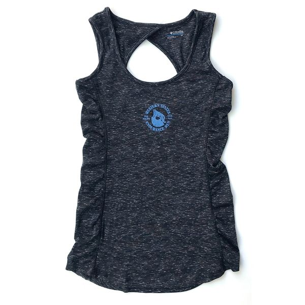 Women's Columbia Outerspace Tank Blk