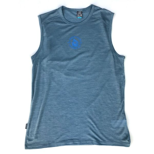 Men's Ice Breaker Sphere Tank VapHeather
