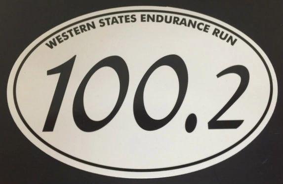 Western States Sticker
