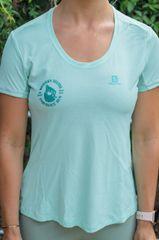 Women's Solomon Agile Short Sleeve Tee Yucca