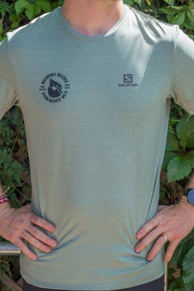 Men's Solomon XA Short Sleeve Tee